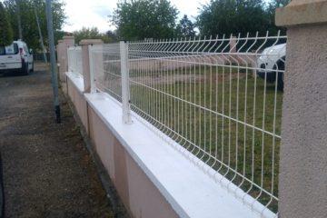 Pose de clôtures, de portillons et de portails